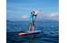 Fanatic Ripper Air 7'10'' - Tabla de natación Niños - azul/blanco